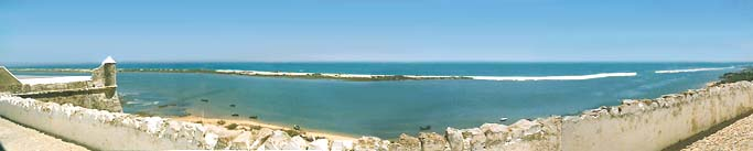 """Dieses Bild und mehr finden Sie unter dem Menüpunkt """"Umgebung"""" von Cabanas de Tavira und der OÁSIS - VERDE in der Algarve in Portugal, oder einfach Bild anklicken"""